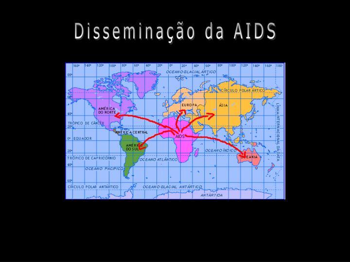 Disseminação da AIDS