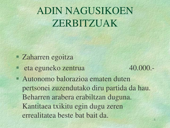 ADIN NAGUSIKOEN