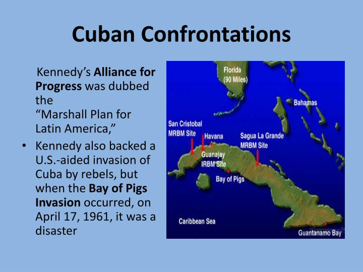 Cuban Confrontations