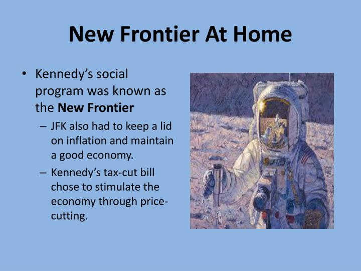 New Frontier At Home