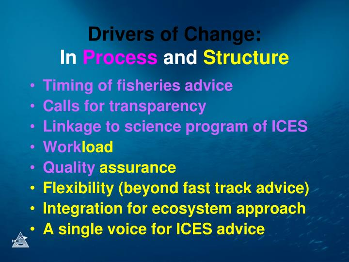 Drivers of Change: