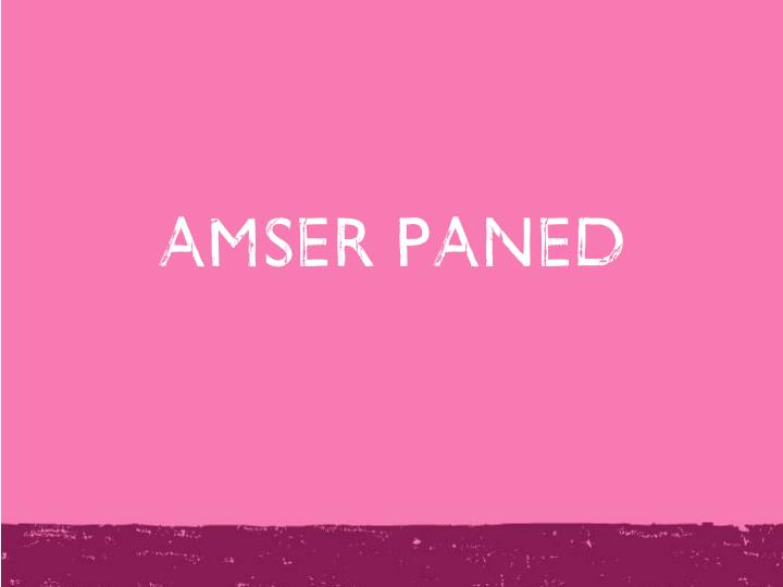 AMSER PANED