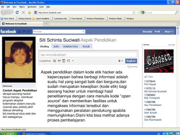 Siti Schinta Suciwati