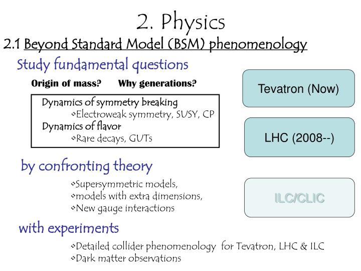 2. Physics