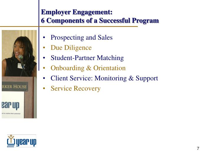Employer Engagement: