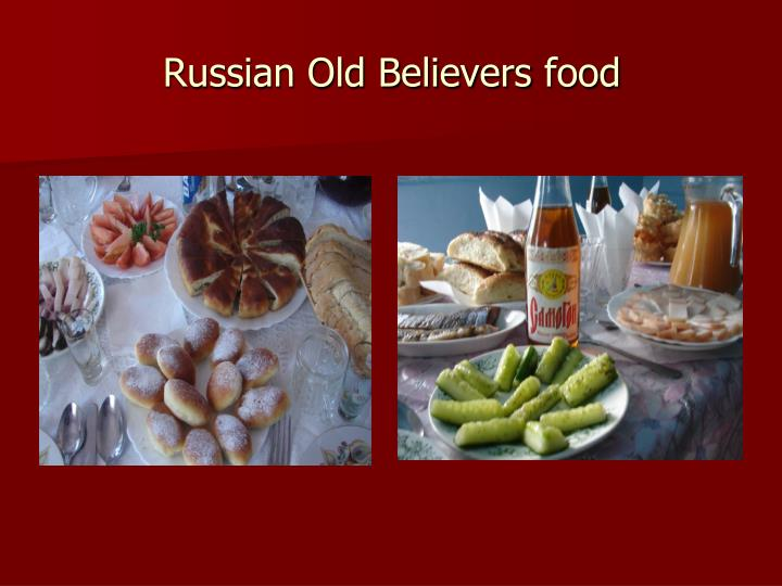 Russian Old Believers