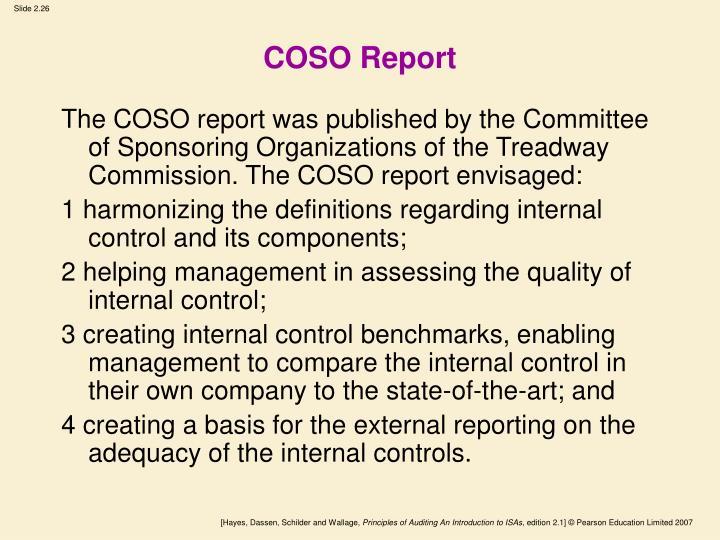 COSO Report