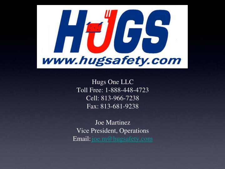 Hugs One LLC