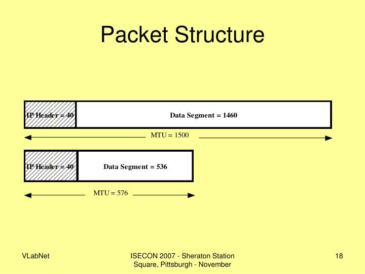 Packet Structure