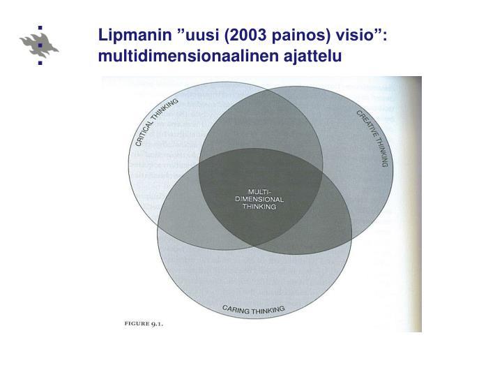 Lipmanin