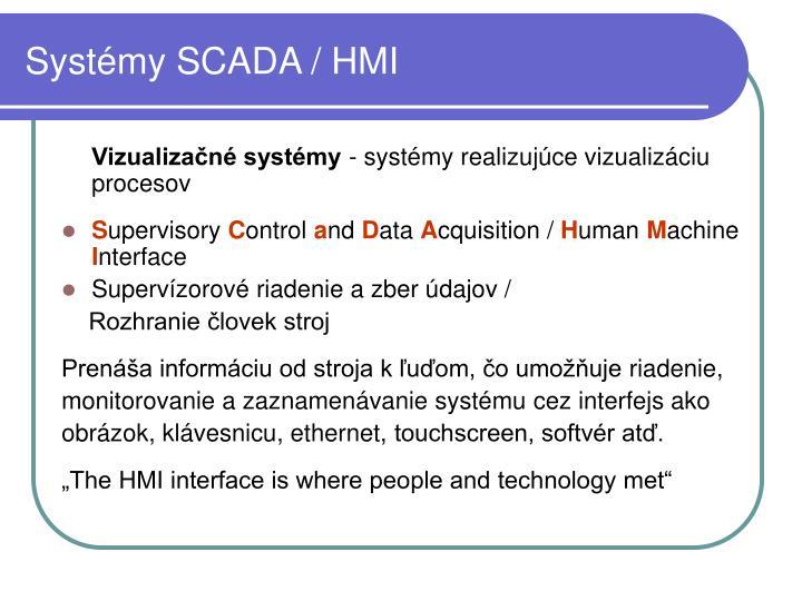 Systémy SCADA