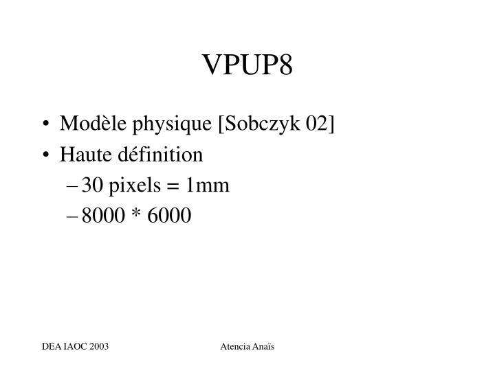 VPUP8