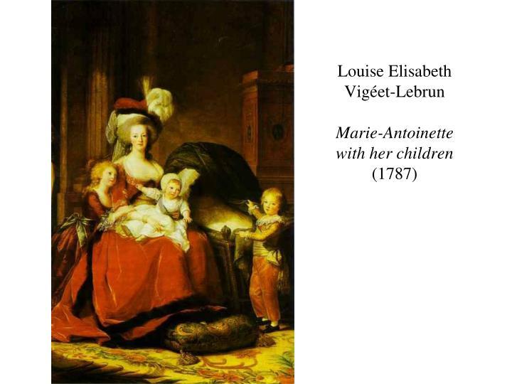 Louise Elisabeth Vig