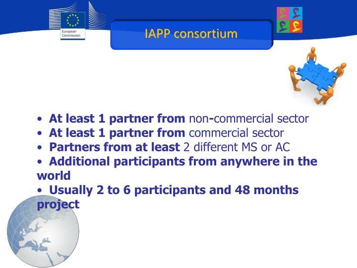 IAPP consortium
