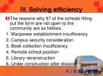 iv solving efficiency4