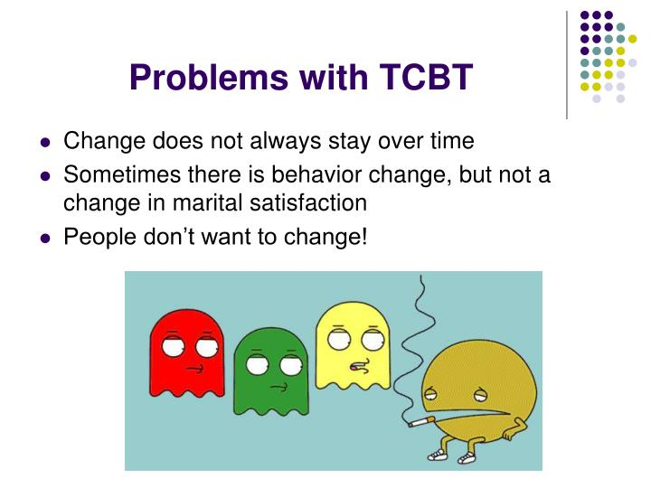 Problems with TCBT