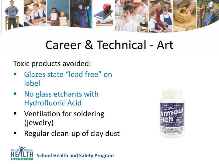 Career & Technical - Art