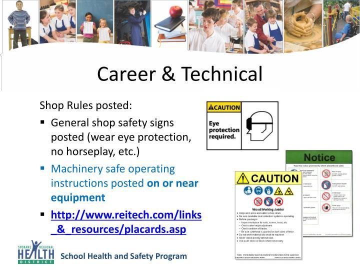 Career & Technical
