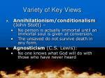 variety of key views1