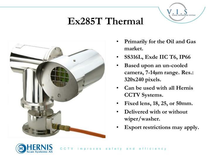 Ex285T Thermal