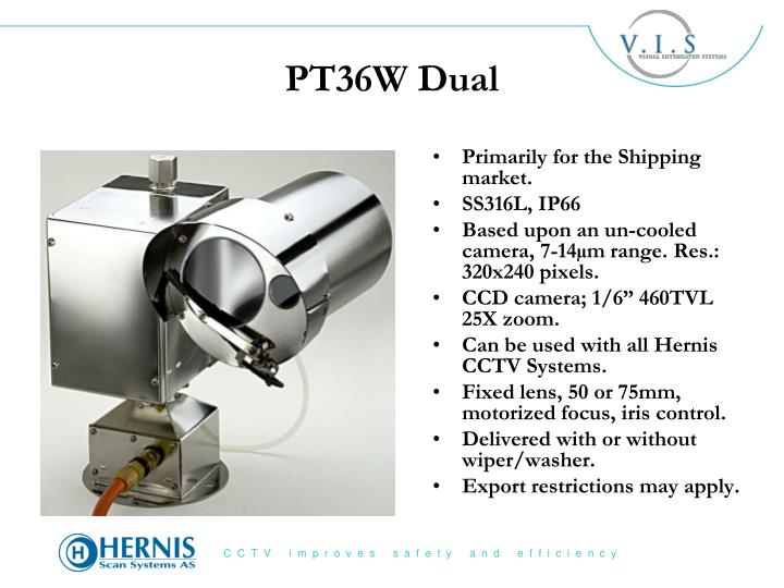 PT36W Dual