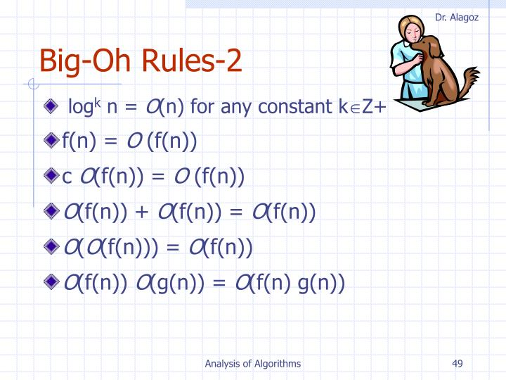 Big-Oh Rules-2