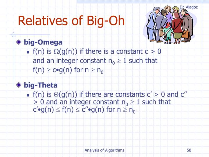 Relatives of Big-Oh