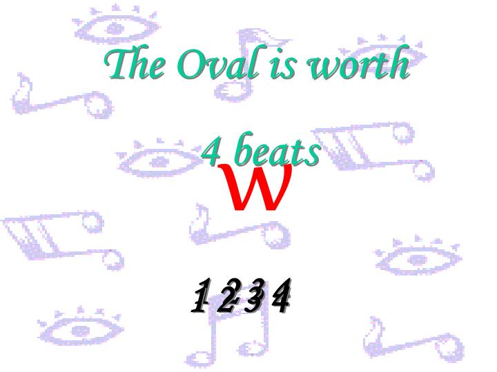 The Oval is worth