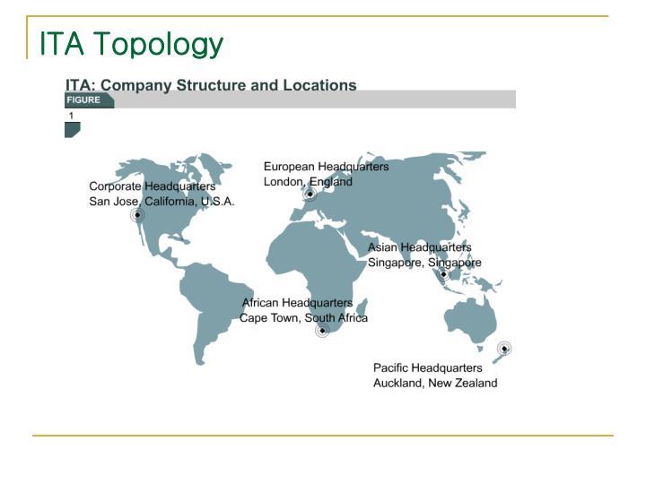 ITA Topology
