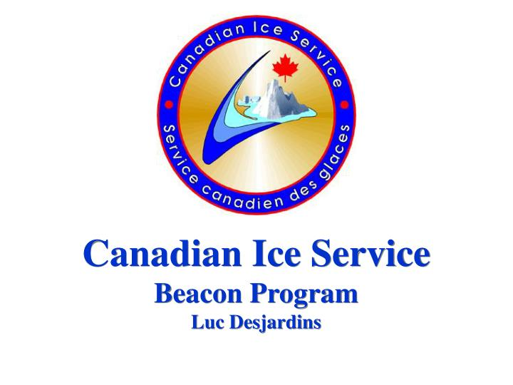Canadian Ice Service