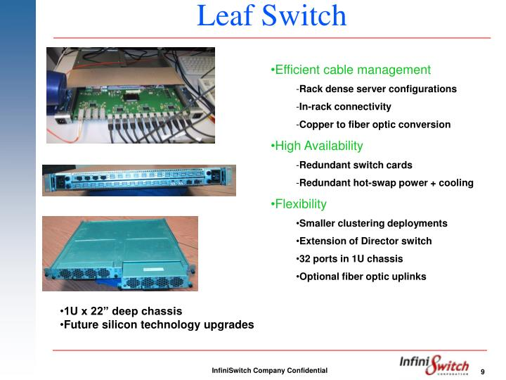 Leaf Switch