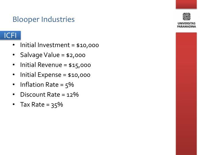 Blooper Industries