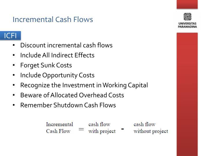 Incremental Cash Flows