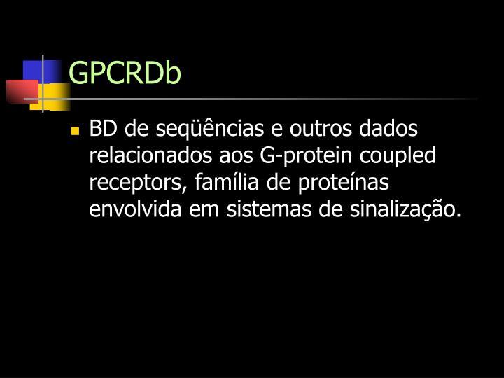 GPCRDb