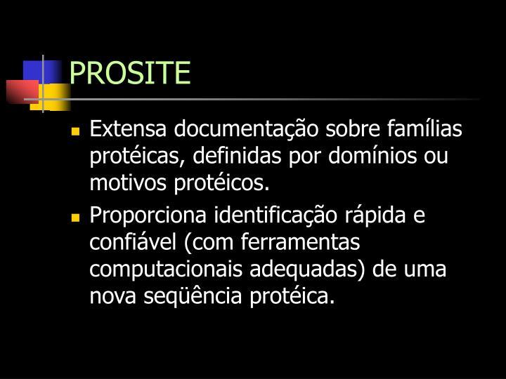PROSITE