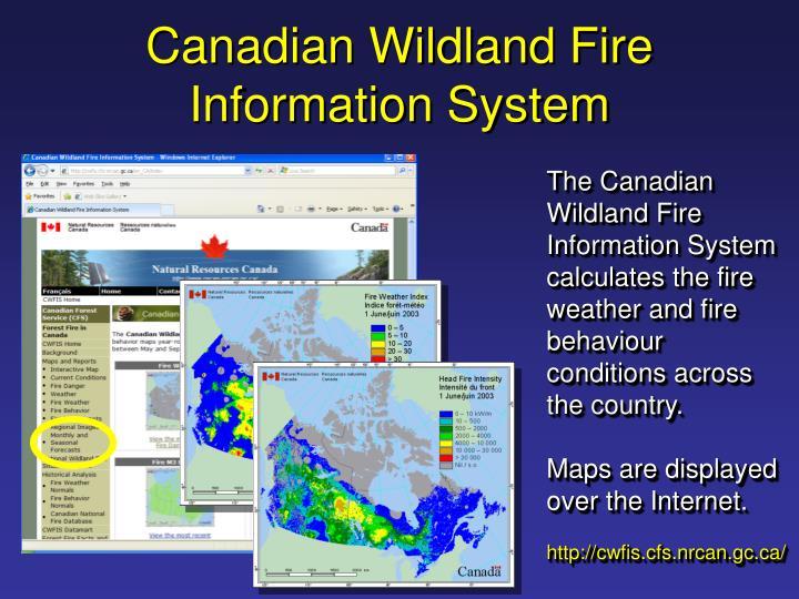 Canadian Wildland Fire