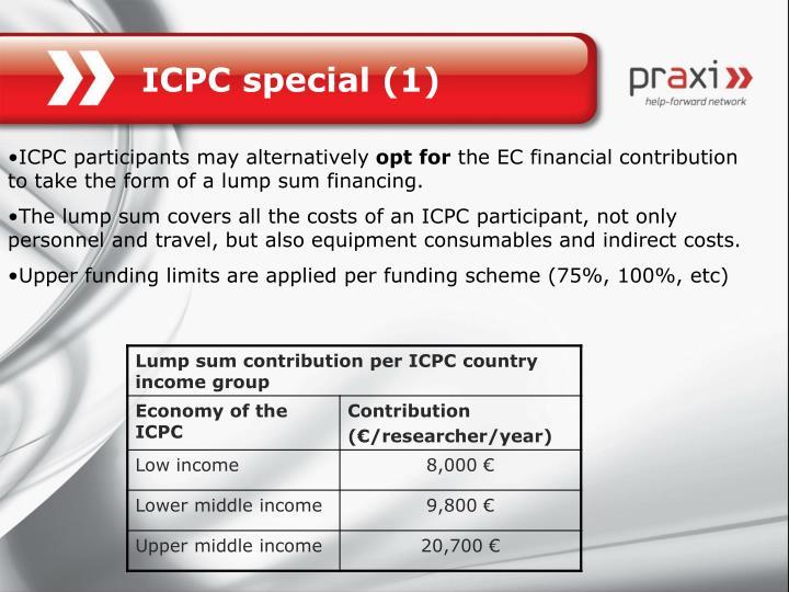 ICPC special (1)