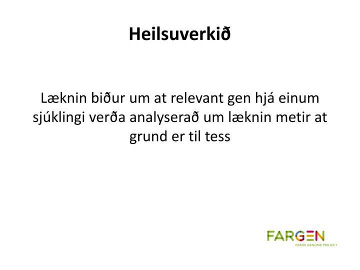 Heilsuverkið