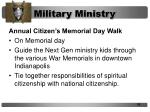 military ministry11