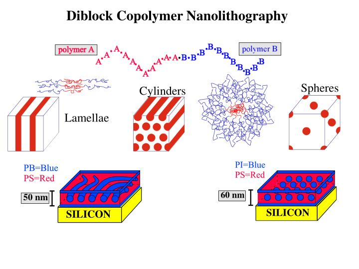 Diblock Copolymer Nanolithography