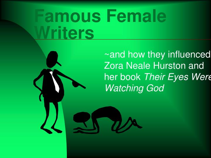 Famous female writers