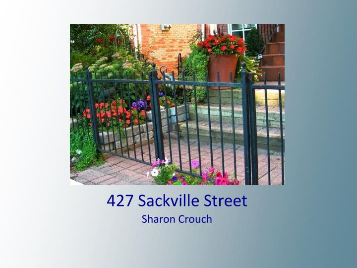 427 Sackville Street