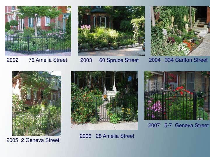 2002       76 Amelia Street