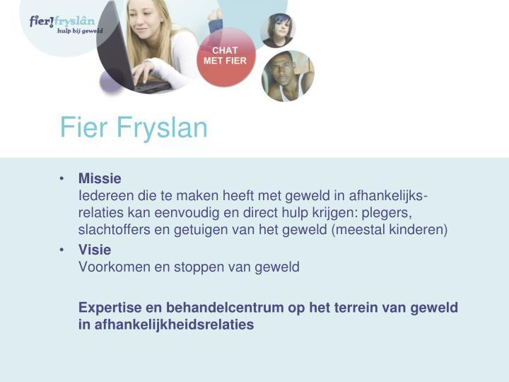 Fier Fryslan