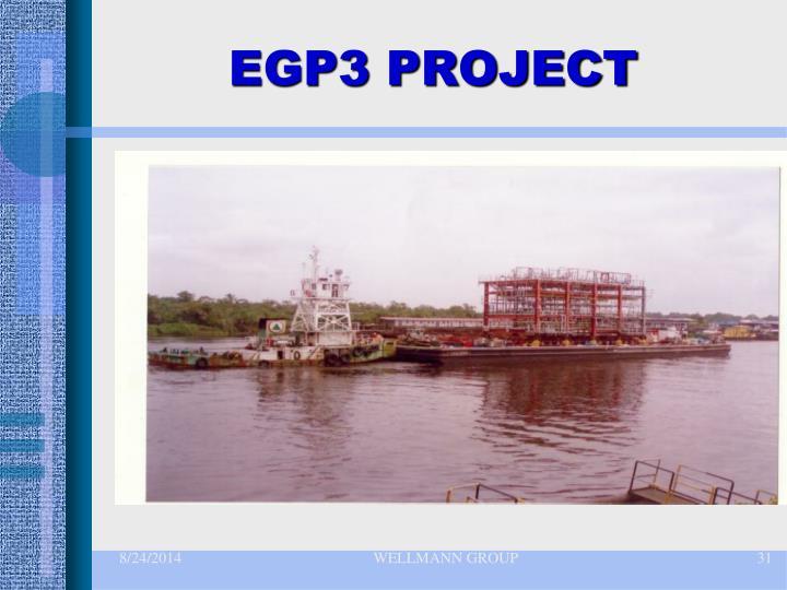 EGP3 PROJECT