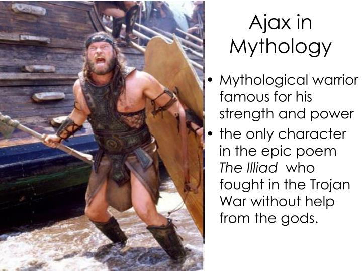 Ajax in Mythology
