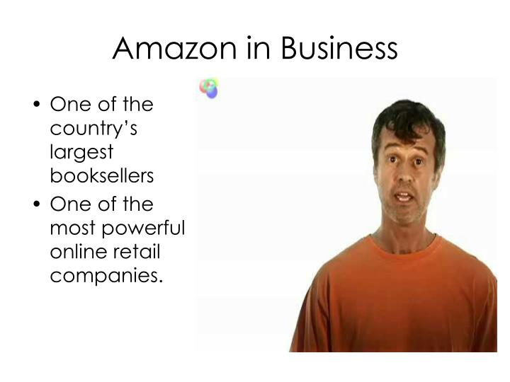 Amazon in Business
