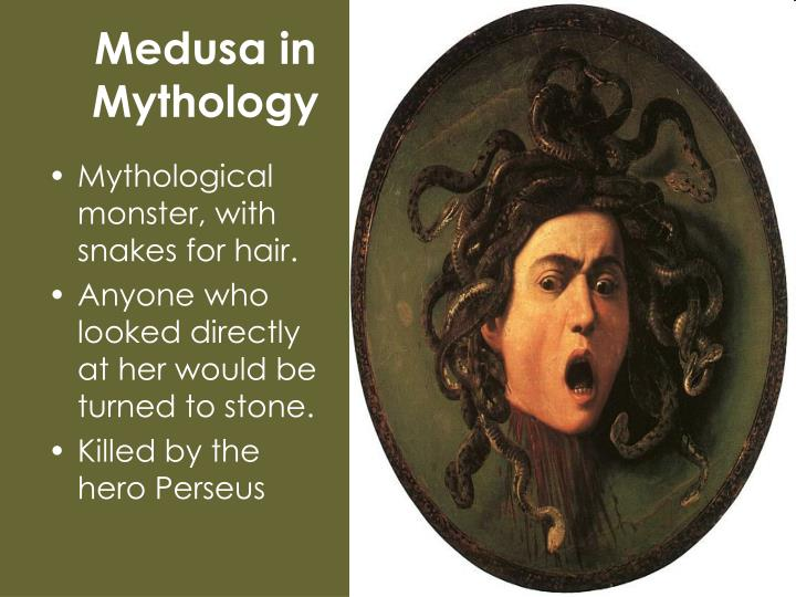 Medusa in Mythology