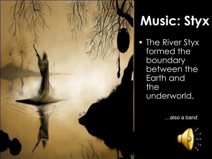 Music: Styx