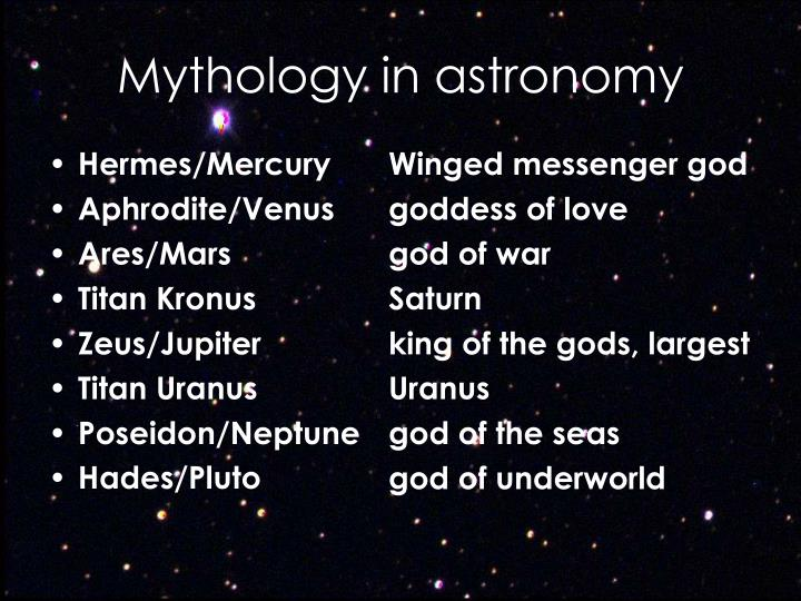 Hermes/Mercury